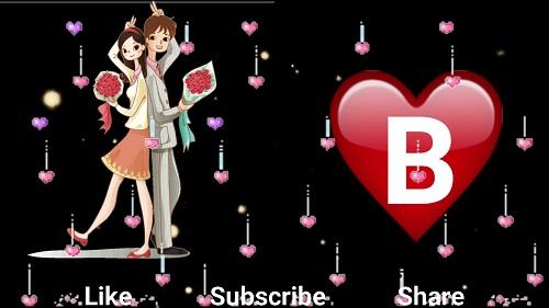 B Letter Name Whatsapp Status Video Download – Latest Status