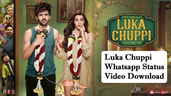 Luka Chuppi Whatsapp Status Video Download 2020