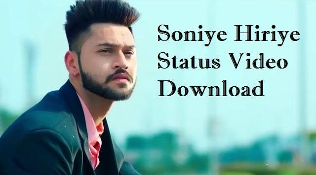Soniye Hiriye Teri Yaad Aandi Hai Whatsapp Status Video Download