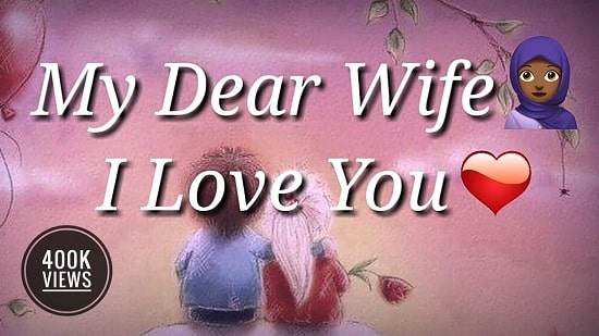 I Love You Whatsapp Status Video Download For Wife – Mp4 Song Video