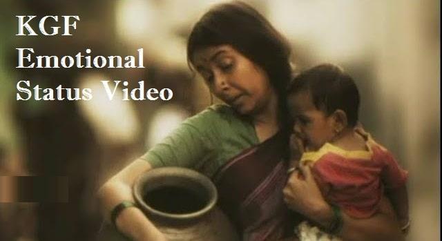 KGF Sad And Emotional Whatsapp Status Video Download – Free Mp4