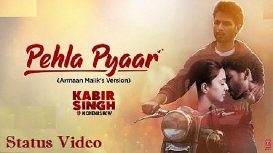 Pehla Pehla Pyar Hai Whatsapp Status Video Download – New Version