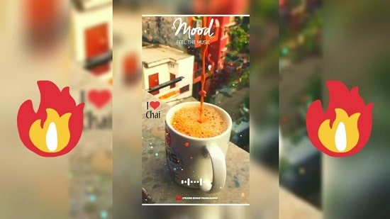Tea Lover Good Morning Whatsapp Status Video Download