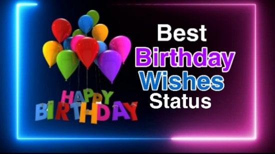 Best Happy Birthday Whatsapp Status Video Download – New 2020