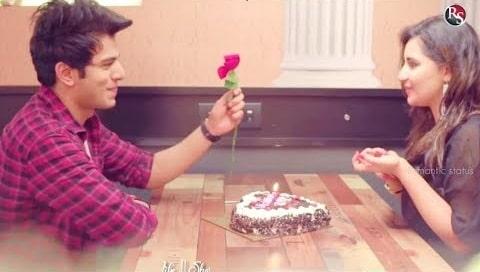 Cute Couple Happy Birthday Whatsapp Status Video Download