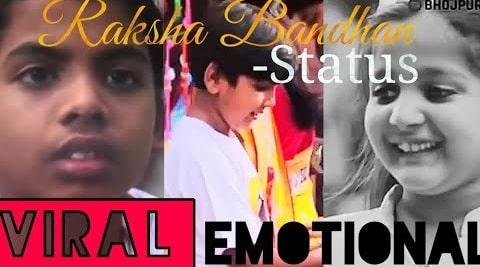 Rakshabandhan Emotional Whatsapp Status Video Download
