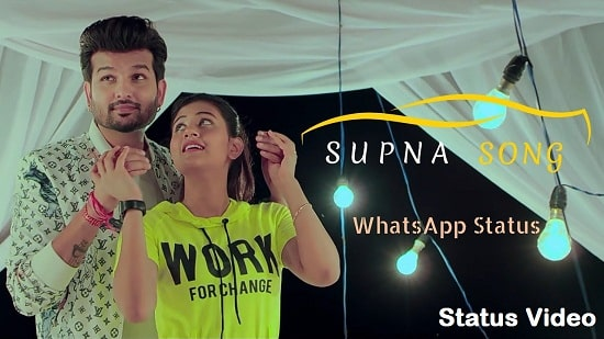 Supna Song Whatsapp Status Video Download – Raman Goyal