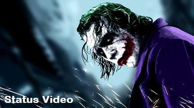 Joker Attitude Whatsapp Status Video Download – Latest 2020