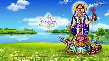 Jay Khodiyar Maa Song Latest Whatsapp Status Video Download