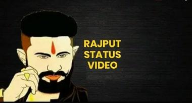 Rajput Rap Song Whatsapp Status Video Download – Rap Song Status