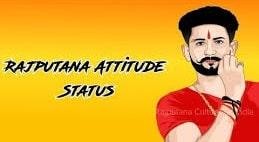 Rajputana Boys Whatsapp Status Video Download – Attitude Status