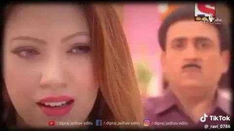 Jethalal And Babita Funny Whatsapp Status Video Download – Mp4 Video